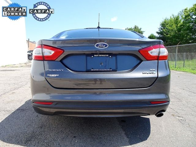 2016 Ford Fusion Hybrid SE Madison, NC 3