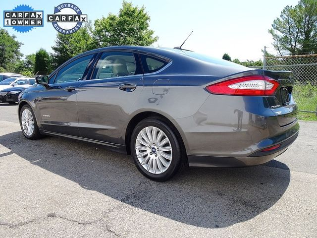 2016 Ford Fusion Hybrid SE Madison, NC 4