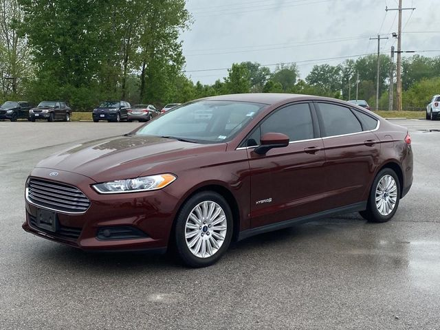 2016 Ford Fusion Hybrid S in St. Louis, MO 63043