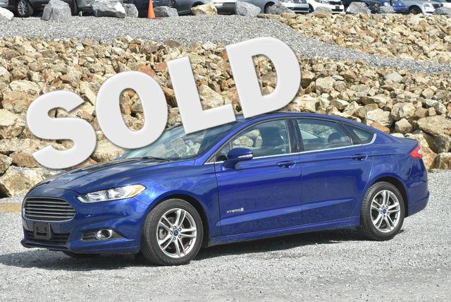 2016 Ford Fusion Hybrid SE Naugatuck, Connecticut