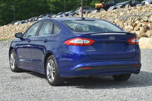2016 Ford Fusion Hybrid SE Naugatuck, Connecticut 2
