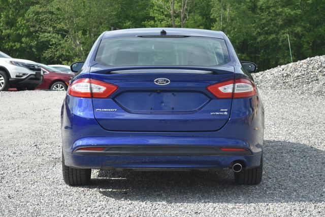2016 Ford Fusion Hybrid SE Naugatuck, Connecticut 3
