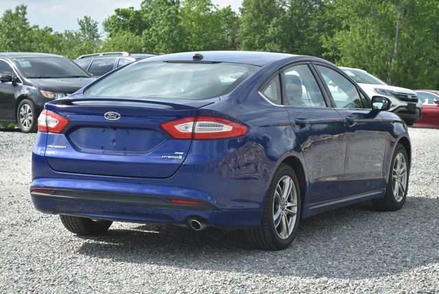2016 Ford Fusion Hybrid SE Naugatuck, Connecticut 4