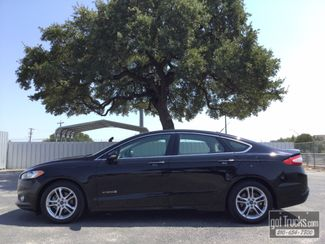 2016 Ford Fusion Hybrid Sedan Titanium 2.0L Hybrid in San Antonio Texas, 78217