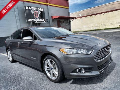 2016 Ford Fusion Hybrid SE HYBRID CARFAX CERT  in Plant City, Florida