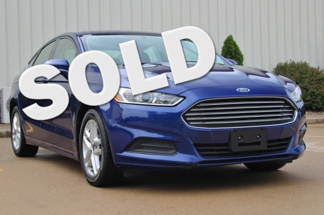 2016 Ford Fusion SE in Jackson, MO 63755