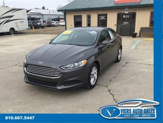 2016 Ford Fusion SE in Lapeer, MI 48446