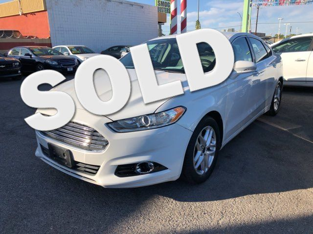 2016 Ford Fusion SE CAR PROS AUTO CENTER (702) 405-9905 Las Vegas, Nevada