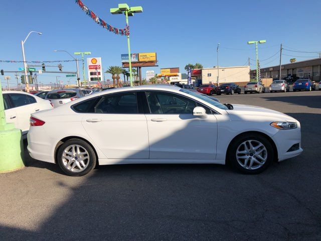 2016 Ford Fusion SE CAR PROS AUTO CENTER (702) 405-9905 Las Vegas, Nevada 2