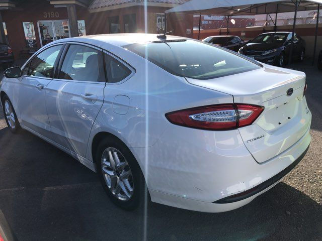 2016 Ford Fusion SE CAR PROS AUTO CENTER (702) 405-9905 Las Vegas, Nevada 4