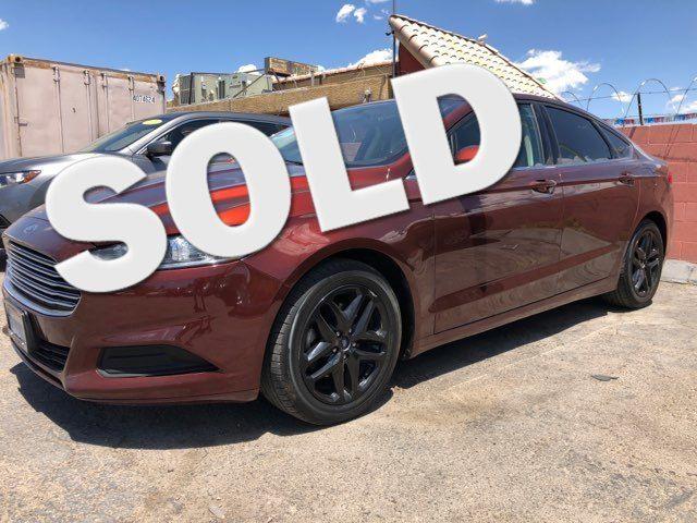 2016 Ford Fusion SE CAR PROS AUTO CENTER (702) 405-9905 Las Vegas, Nevada