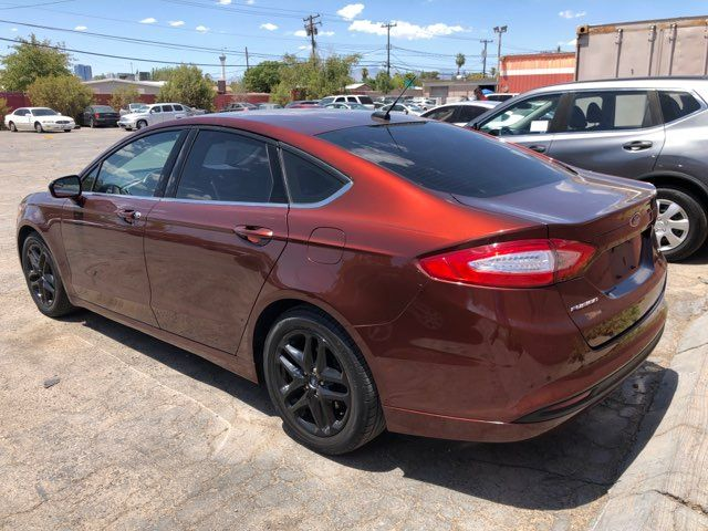 2016 Ford Fusion SE CAR PROS AUTO CENTER (702) 405-9905 Las Vegas, Nevada 1