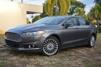2016 Ford Fusion Titanium in Lighthouse Point FL