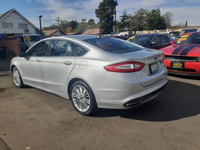 2016 Ford Fusion SE Los Angeles, CA 7