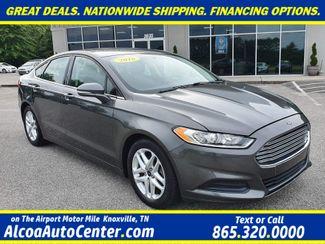 """2016 Ford Fusion SE w/17"""" Alloys in Louisville, TN 37777"""