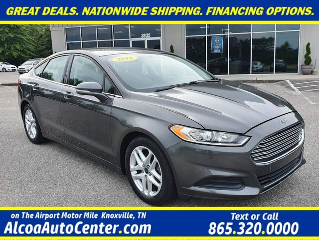 "2016 Ford Fusion SE w/17"" Alloys in Louisville, TN 37777"