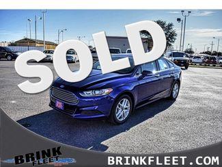 2016 Ford Fusion SE   Lubbock, TX   Brink Fleet in Lubbock TX