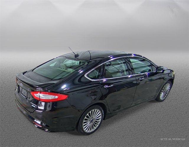 2016 Ford Fusion Titanium Madison, NC 1
