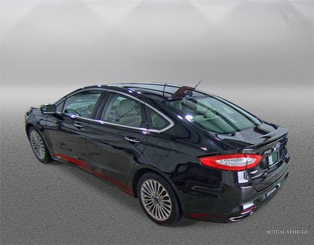 2016 Ford Fusion Titanium Madison, NC 3