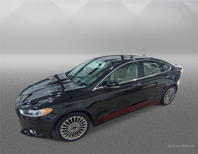 2016 Ford Fusion Titanium Madison, NC 4