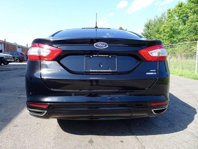 2016 Ford Fusion SE Madison, NC 2