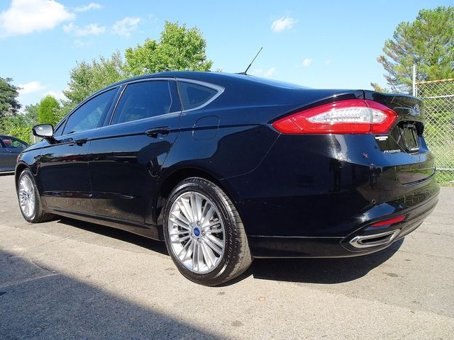 2016 Ford Fusion SE Madison, NC 3