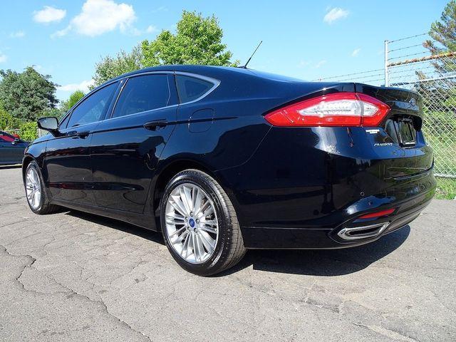 2016 Ford Fusion SE Madison, NC 4