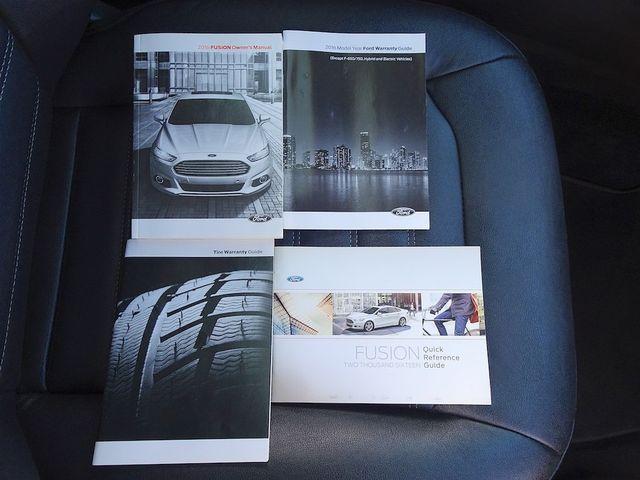 2016 Ford Fusion SE Madison, NC 44