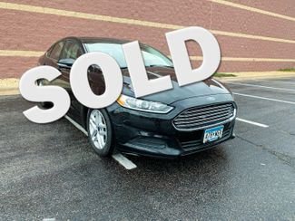 2016 Ford Fusion SE Maple Grove, Minnesota