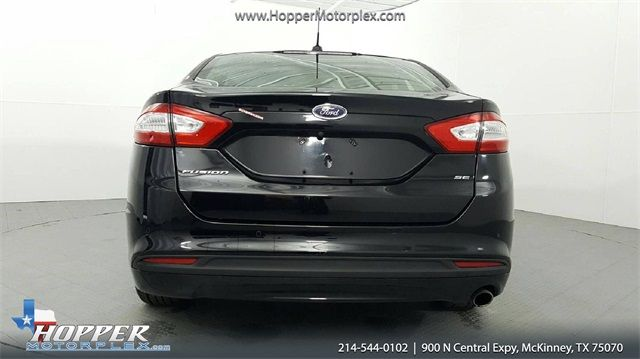 2016 Ford Fusion SE in McKinney, Texas 75070