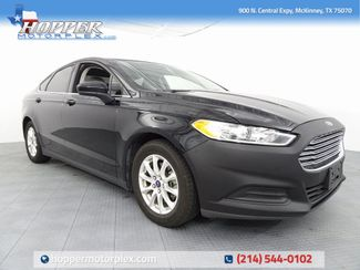 2016 Ford Fusion S in McKinney, Texas 75070