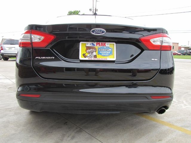 2016 Ford Fusion SE in Medina OHIO, 44256