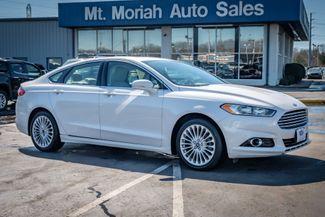 2016 Ford Fusion Titanium in Memphis, Tennessee 38115