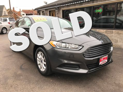 2016 Ford Fusion S in , Wisconsin