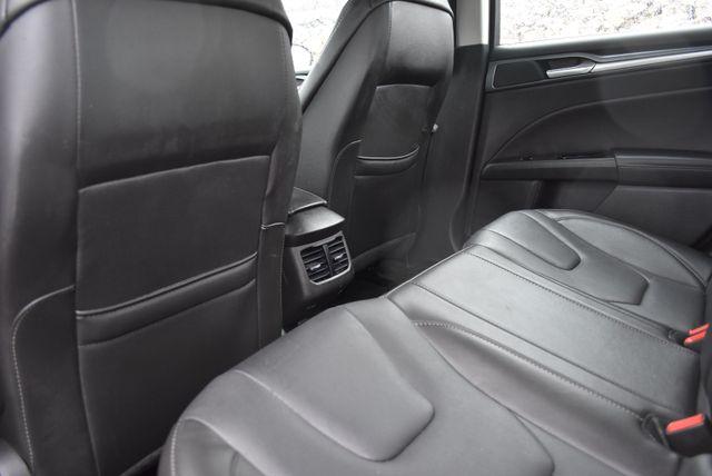 2016 Ford Fusion Titanium Naugatuck, Connecticut 10