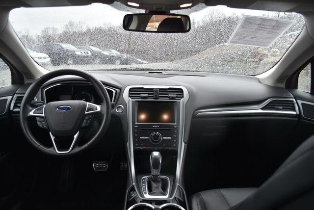 2016 Ford Fusion Titanium Naugatuck, Connecticut 13