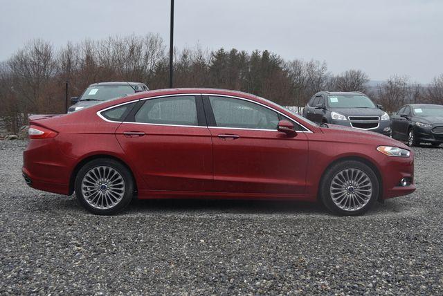 2016 Ford Fusion Titanium Naugatuck, Connecticut 5