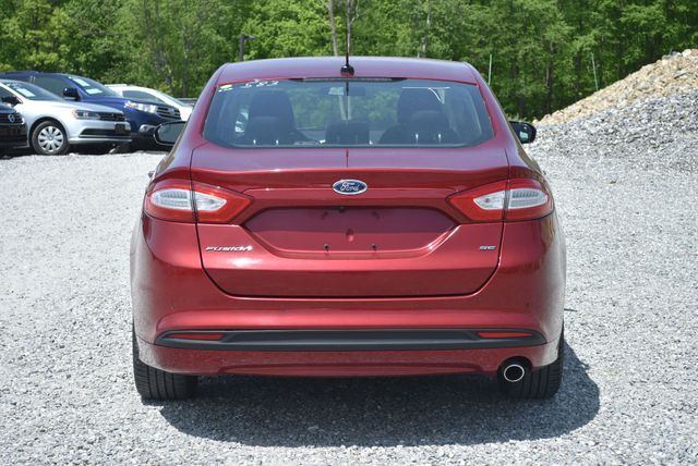 2016 Ford Fusion SE Naugatuck, Connecticut 4