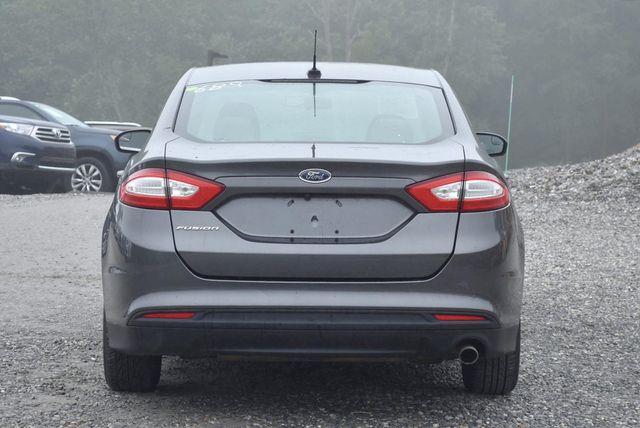2016 Ford Fusion S Naugatuck, Connecticut 3