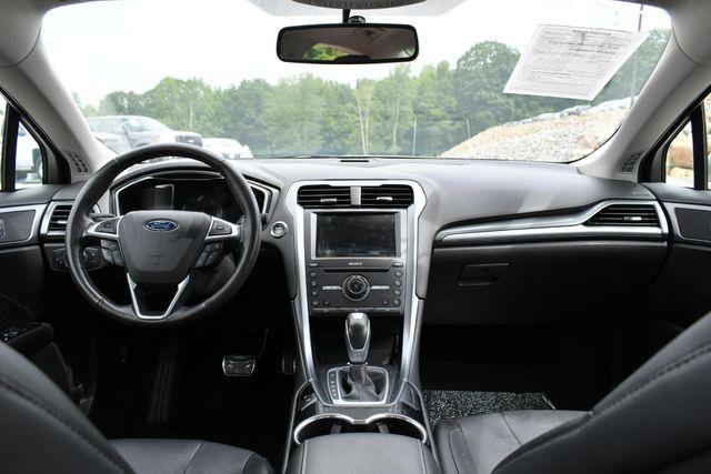 2016 Ford Fusion Titanium Naugatuck, Connecticut 12