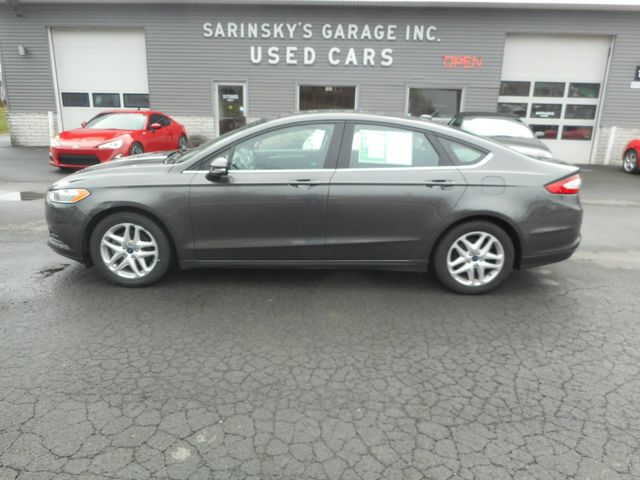 2016 Ford Fusion SE New Windsor, New York