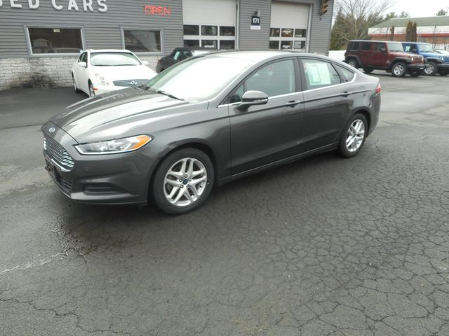 2016 Ford Fusion SE New Windsor, New York 1