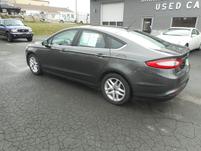 2016 Ford Fusion SE New Windsor, New York 2