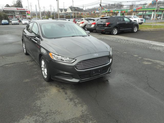 2016 Ford Fusion SE New Windsor, New York 9