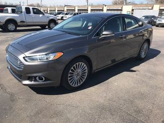 2016 Ford Fusion Titanium in Oklahoma City OK