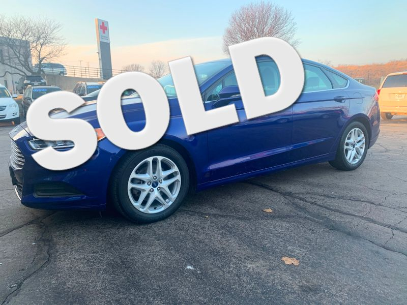2016 Ford Fusion SE in Pewaukee WI