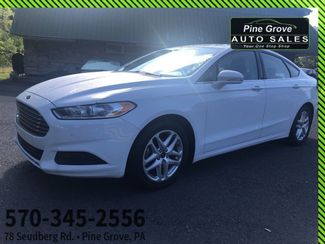 2016 Ford Fusion in Pine Grove PA