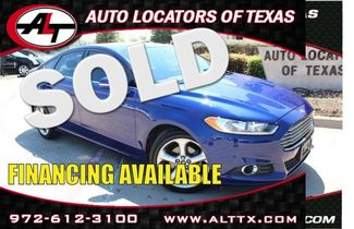 2016 Ford Fusion SE | Plano, TX | Consign My Vehicle in  TX