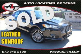 2016 Ford Fusion Titanium | Plano, TX | Consign My Vehicle in  TX