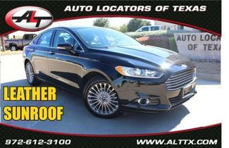 2016 Ford Fusion Titanium in Plano, TX 75093